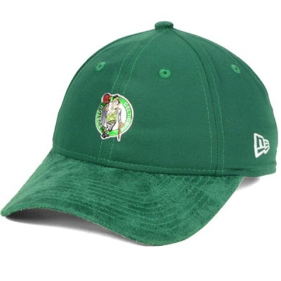 NBA セルティックス キャップ/帽子 オンコート アジャスタブル ニューエラ/New Era グリーン