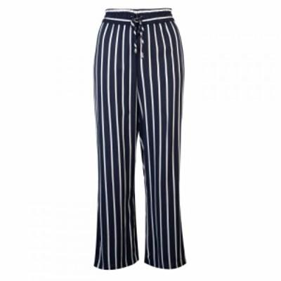 ジェイディーワイ JDY レディース ボトムス・パンツ Wide Pants Navy/Wht Stirpe
