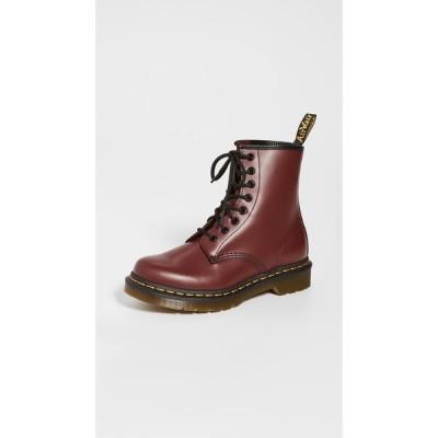 ドクターマーチン Dr. Martens レディース ブーツ シューズ・靴 1460 W 8 Eye Boots Cherry Red