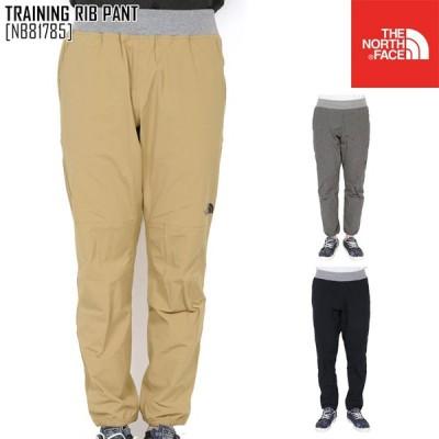 ノースフェイス トレーニング リブ パンツ TRAINING RIB PANT ボトムス パンツ NB81785 メンズ