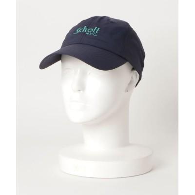 SCHOTT / Schott/ショット/NYLON CAP BASIC/ナイロン キャップ ベーシック MEN 帽子 > キャップ