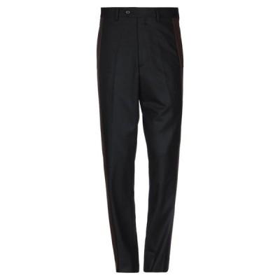 DANILO PAURA クラシックパンツ ファッション  メンズファッション  ボトムス、パンツ  その他ボトムス、パンツ ブラック