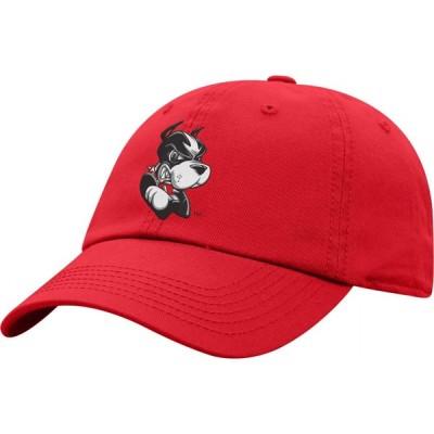 トップオブザワールド Top of the World メンズ キャップ 帽子 Boston Terriers Crew Washed Cotton Adjustable White Hat
