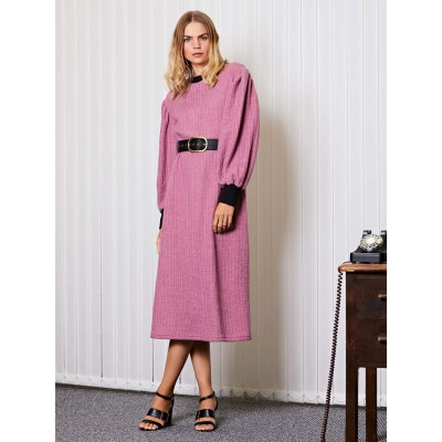 Manager Knit Maxi Dress