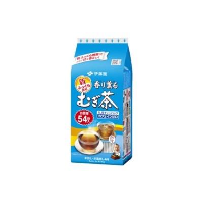 伊藤園 香り薫るむぎ茶ティーバック 7.5g×54 (10個単位でご注文ください)