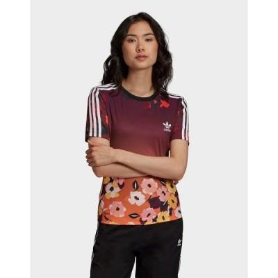 アディダスオリジナルス レディース Tシャツ トップス adidas Originals HER Studio London T-Shirt -