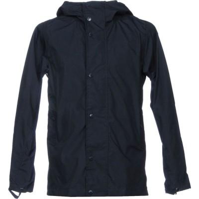 ハマキホ HAMAKI-HO メンズ ジャケット アウター jacket Dark blue