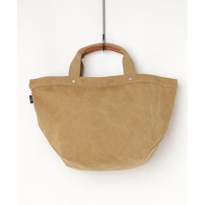 SiNCERE / 〈MAKE UP/メイクアップ〉Earth Color Bag/アースカラー帆布 2WAYトートバッグ L WOMEN バッグ > ハンドバッグ