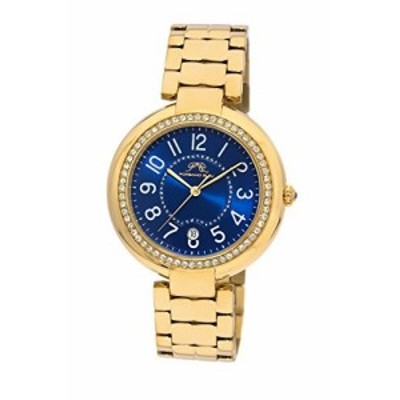 porsamo Bleu Sofia Gold Tone Stainless Steel Ladies &apos Watch 952bsos