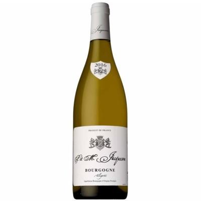 ブルゴーニュ アリゴテ 2016 ドメーヌ ジャクソン 750ml 白ワイン フランス ブルゴーニュワイン