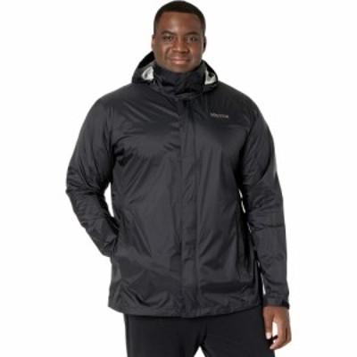 マーモット Marmot メンズ ジャケット 大きいサイズ アウター Big and Tall PreCip Eco Jacket Black