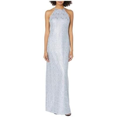 ホルストンヘリテイジ レディース ワンピース トップス Fitted Embroidered Gown