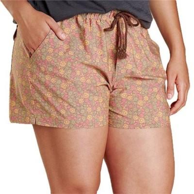 トードアンドコー レディース ハーフパンツ・ショーツ ボトムス Toad & Co Boundless Shorts - Women's