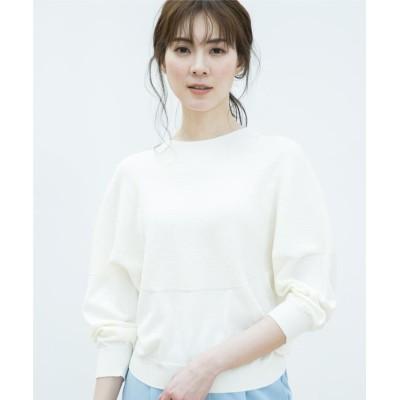 THE SHOP TK(Women)(ザ ショップ ティーケー(ウィメン)) 【JAPANクオリティー】新潟ニット