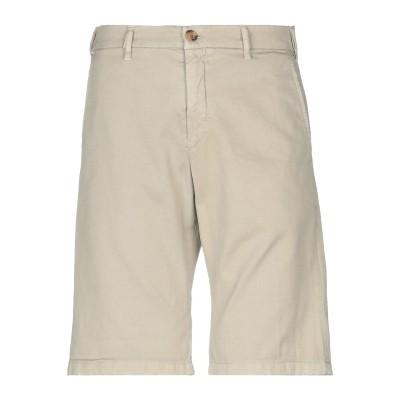 HOMEWARD CLOTHES バミューダパンツ ベージュ 46 コットン 100% バミューダパンツ