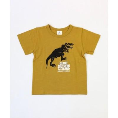 FARM ファーム 子供服 21夏 リザードTシャツ