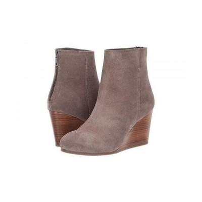 Diba True レディース 女性用 シューズ 靴 ブーツ アンクルブーツ ショート Now Wow - Taupe
