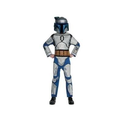 Star Wars (スターウォーズ)Child's Jango Fett Costume, Medium by Rubies TOY ドール 人形 フィギュア