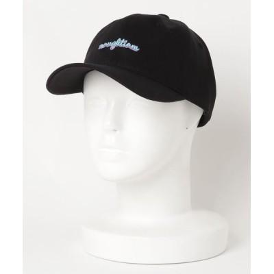 NAUGHTIAM / 【NAUGHTIAM/ノーティアム】アーチロゴキャップ MEN 帽子 > キャップ