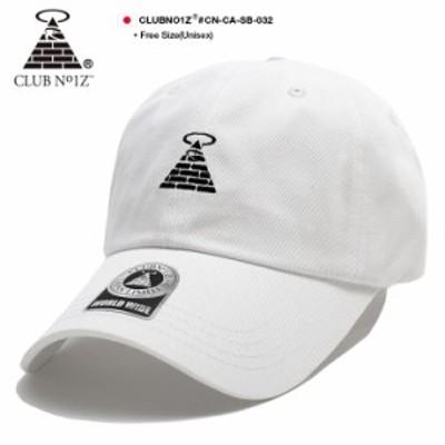 b系 ヒップホップ ストリート系 ファッション メンズ レディース ローキャップ ボールキャップ 帽子 【CN-CA-SB-032】 クラブノイズ CLUB