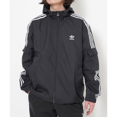 ジャケット ブルゾン adidas 3 STRIPES FZ WINDBRE GN3475
