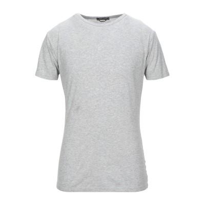 ダニエレ アレッサンドリーニ オム DANIELE ALESSANDRINI HOMME T シャツ ライトグレー M コットン 100% T シャツ
