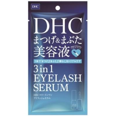 【メール便対応商品】 DHC スリーインワンアイラッシュセラム 9ml 【代引不可】
