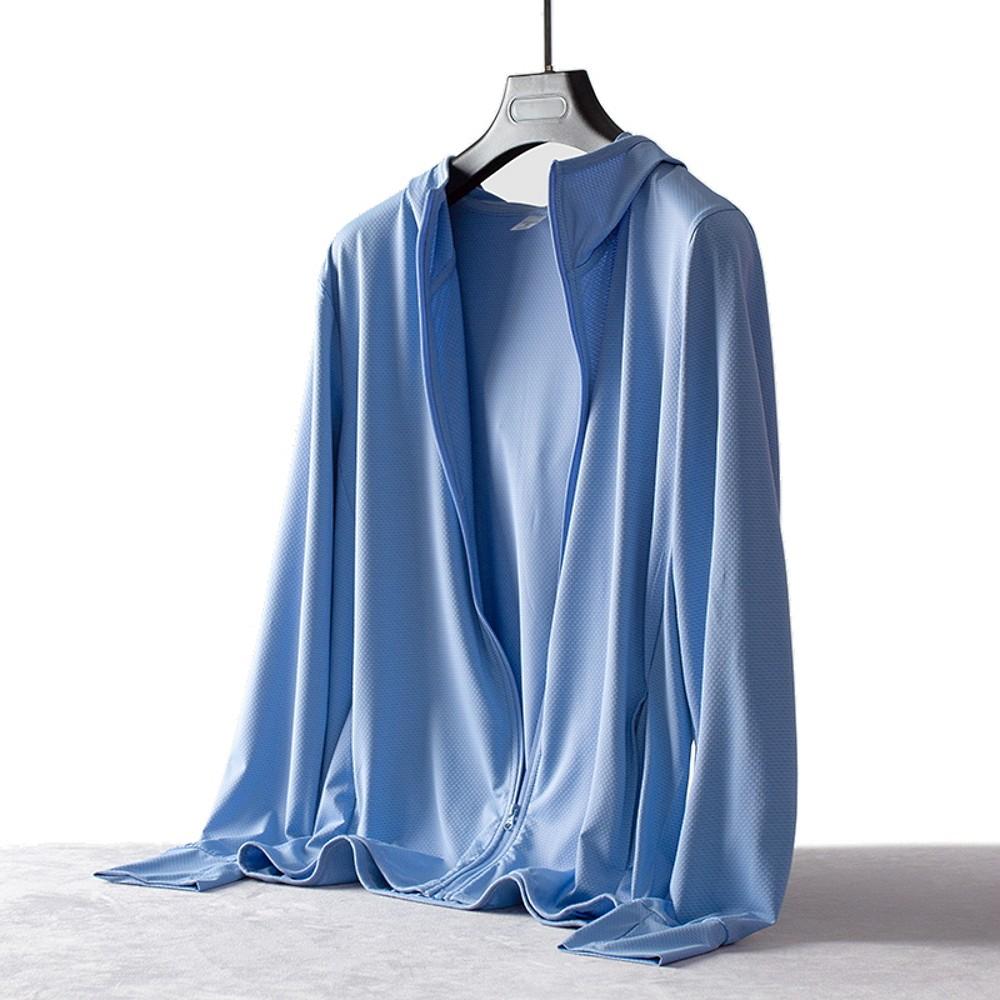 DZRZVD杜戛地2099男款彈力防曬外套 ~ YKK耐用拉鍊、防曬、抗UV、透氣、吸濕、排汗、冰鋒衣
