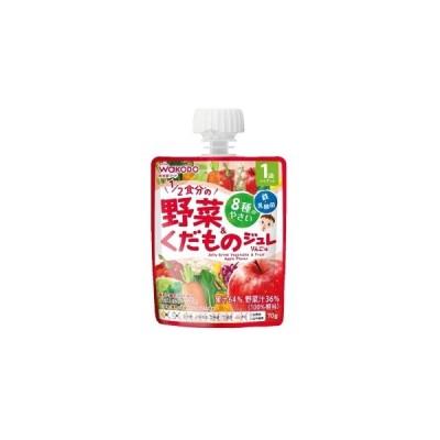 1歳からのMYジュレドリンク1/2食分の野菜&くだもの りんご味 70g アサヒ 和光堂【RH】