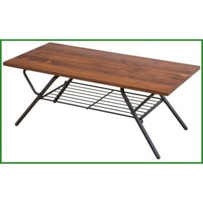 送料無料 折りたたみテーブル SIN-200DBR ダークブラウン|b03