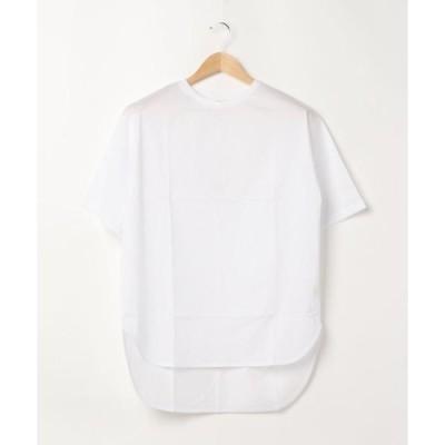 tシャツ Tシャツ シルケット天竺5分袖Tシャツ