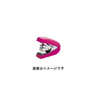 コクヨ KOKUYO ステープラー<パワーラッチキス> 32枚綴じフラットクリンチタイプ ピンク 61-0608-22 SL-MF55-02P