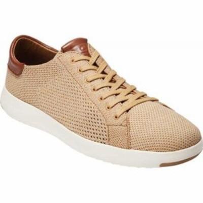コールハーン スニーカー GrandPro Tennis Stitchlite Sneaker Iced Coffee/Brazilian Sand Textile