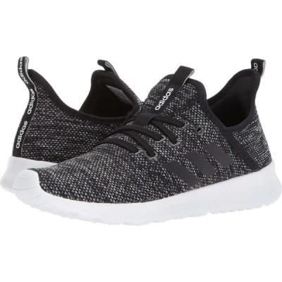 アディダス adidas Running レディース スニーカー シューズ・靴 Cloudfoam Pure Black/White