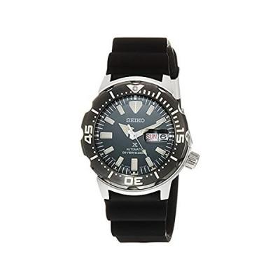 [セイコーウォッチ] 腕時計 プロスペックス メカニカル ブラック文字盤 モンスター MONSTER SBDY035 メンズ ブラック