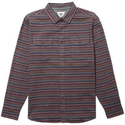ヴィスラ メンズ シャツ トップス Vissla Central Cost Long-Sleeve Flannel Multi