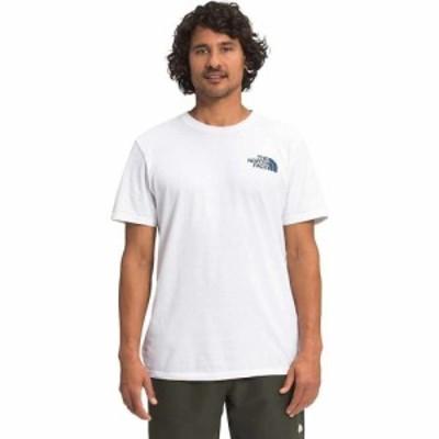 ザ ノースフェイス The North Face メンズ Tシャツ トップス Simple Dome SS Tee TNF White