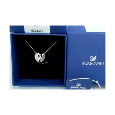 おしゃれ 個性的 高品質 ネックレス スワロフスキー Swarovski Guardian NecklaceSmallWhite 5292398