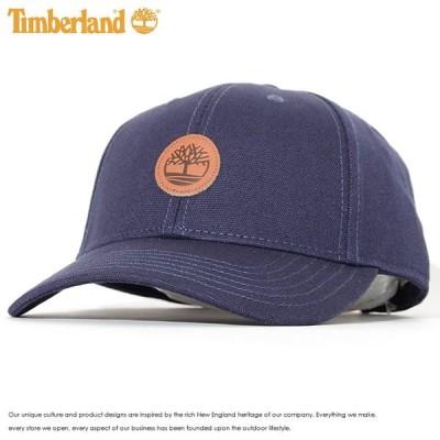 TIMBERLAND ティンバーランド ローキャップ レザーストラップ サークルレザーピス ツリーロゴ (T100400)