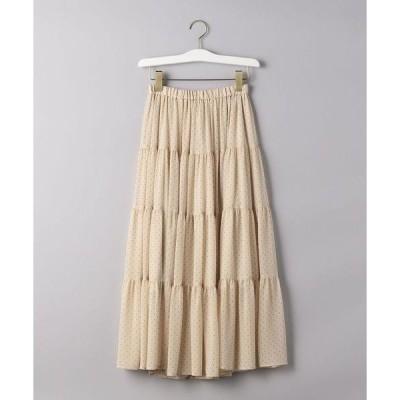 スカート UWFM シア— ティアード スカート