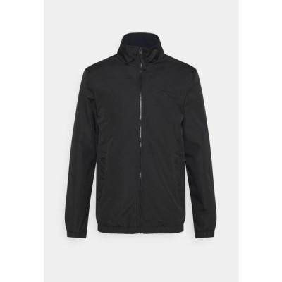 ジャックアンドジョーンズ メンズ ファッション JORCOOPER - Light jacket - black
