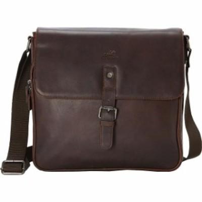 Mancini Leather Goods  旅行用品 キャリーバッグ Mancini Leather Goods Crossover 12&#034 Laptop/Tablet Bag Messenger Bag NEW
