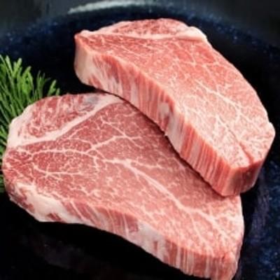 【但馬牛】ヒレステーキ 2枚(計200g)大人気!焼肉タレ付  個包装でお届け