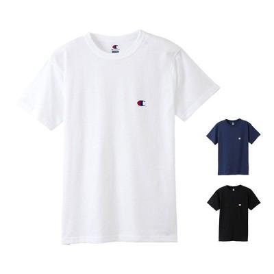 クルーネックTシャツ 19SS 春夏新作 チャンピオン(CM1HH201)