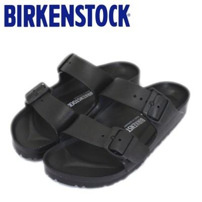 BIRKENSTOCK (ビルケンシュトック) ARIZONA (アリゾナ) サンダル EVA BLACK (ブラック) ナロー (幅狭) BI047-37