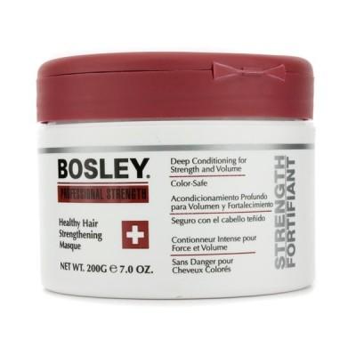 ボスリー プロフェッショナル ストレングス - ヘルシーヘア ストレントニング マスク(ダメージヘア、弱った髪へ) 200g