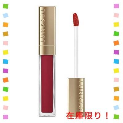 ルナソル ジェルオイルリップス 01 口紅 Red Gourami 6.4G