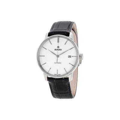 腕時計 ラドー メンズ Rado Coupole Classic Automatic Silver Dial Men's Watch R22860015