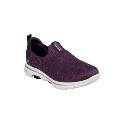 スケッチャーズ レディース スニーカー シューズ Women's Go Walk 5 Starlet Sneakers