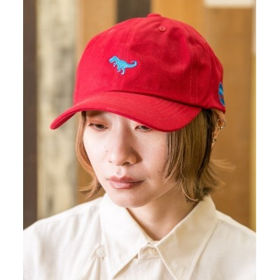 Shop無 / ダイナソーローキャップ WOMEN 帽子 > キャップ
